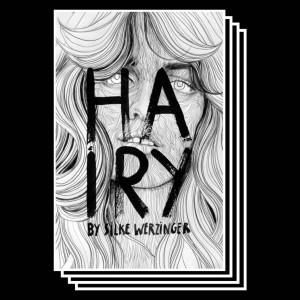 044<br/><b>Hairy</b><br/>Silke Werzinger<br/>€ 10