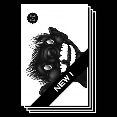 042 <br /> Black in Black<br /> Yury Ustsinau <br /> € 10