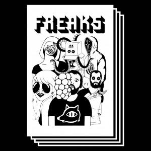 047<br /><b>Freaks</b><br />Louis-Cesar Leroux<br />€ 10