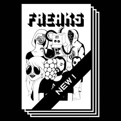 047 <br /> Freaks<br /> Louis-Cesar Leroux <br /> € 10