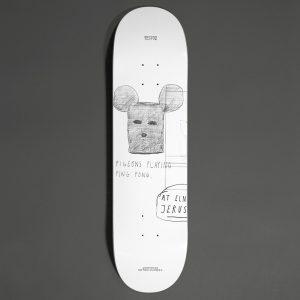 <b>Peter Phobia</b><br>Skateboard