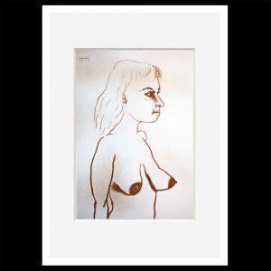 <b>Eduardo Sarmiento</b><br>Art Print