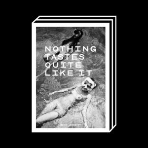<b>Simon Lohmeyer</b><br>NOTHING TASTES QUITE LIKE IT