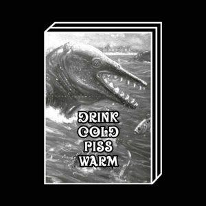 <b>Anna McCarthy</b><br>DRINK COLD PISS WARM