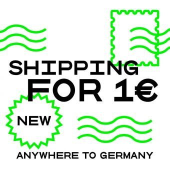 New shipping conditions<br>for Germany