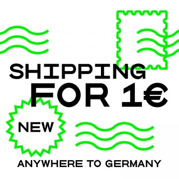 New shipping conditions for Germany