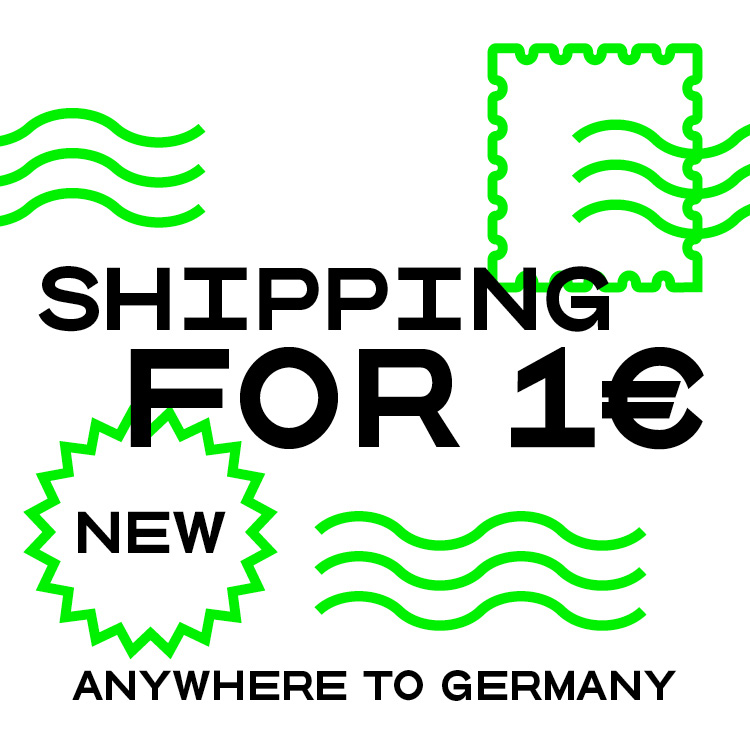 New shipping conditionsfor Germany