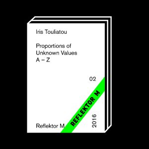 <b>Iris Touliatou</b><br>Proportions of Unknown Values A-Z